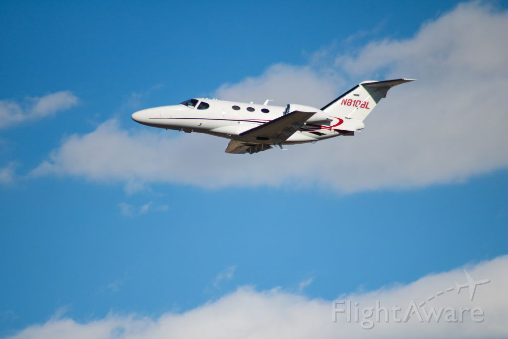 Cessna Citation Mustang (N810BL)