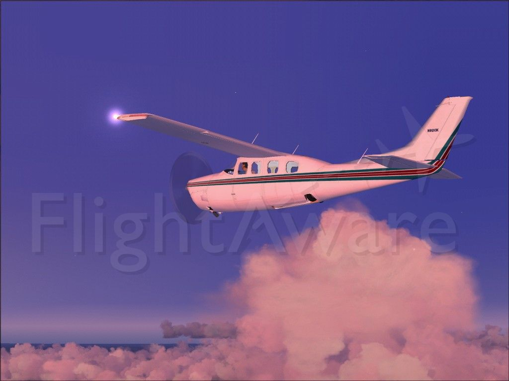 Cessna P210 Pressurized Centurion (N92CK) - 1979 Cessna P210N