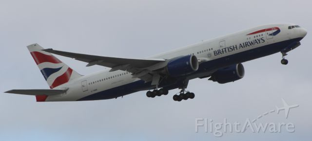 Boeing 777 (G-YMMI) - 7-17-16