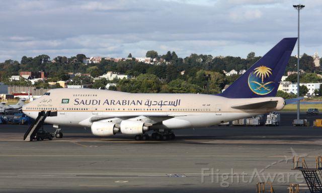 BOEING 747SP (HZ-AIF)