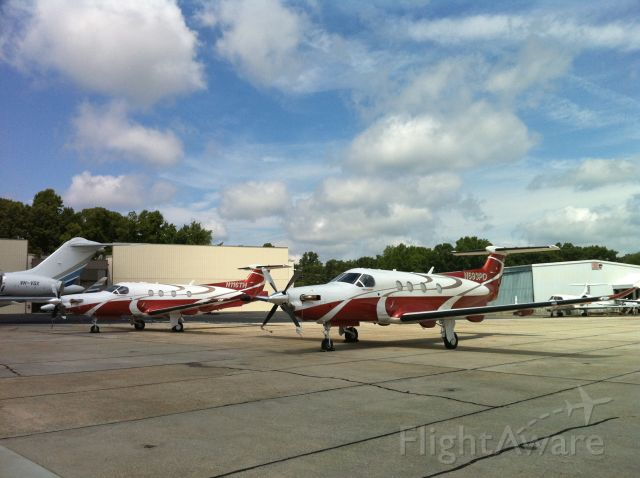 Pilatus PC-12 (N693PD)