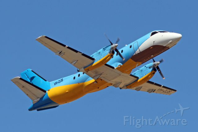Saab 340 (VH-ZJS) - REX - REGIONAL EXPRESS - SAAB 340B - REG VH-ZJS (CN 340B-186) - ADELAIDE INTERNATIONAL SA. AUSTRALIA - YPAD (15/12/2014)