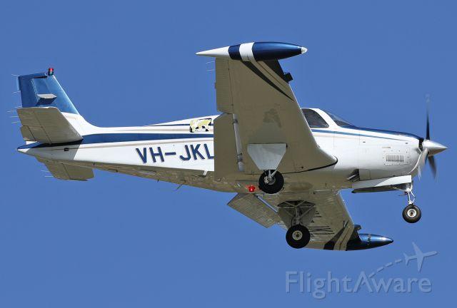 Beechcraft Bonanza (36) (VH-JKL)
