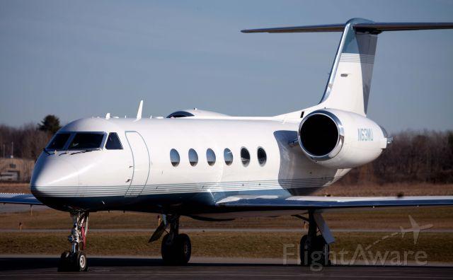 Gulfstream Aerospace Gulfstream IV (N63MU)