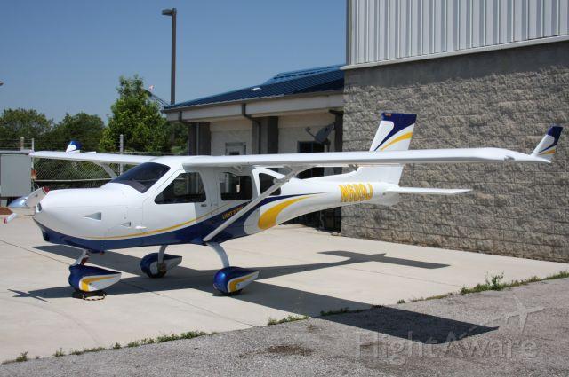 Experimental 100kts-200kts (N689J) - Jabiru at Huntsville Flight Center