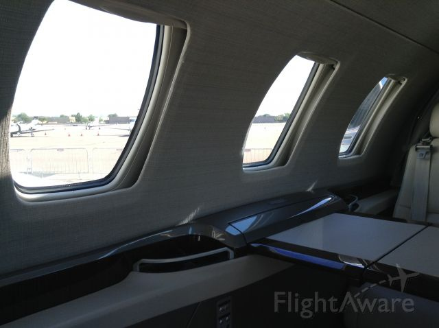 Cessna Citation CJ1 (N883MT) - Cessna Citation M2. Only 11 total flight hours. Brand new from the factory.