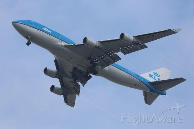 Boeing 747-400 (PH-BFA)