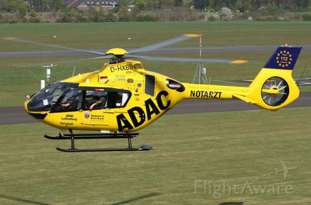 Eurocopter EC-635 (D-HXBB) - Airbus Helicopters H135