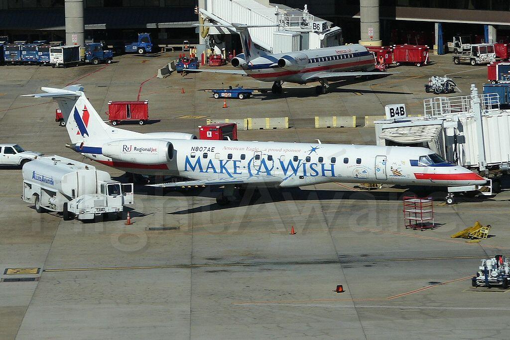 Embraer ERJ-135 (N807AE) - American Eagle