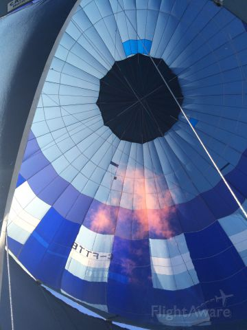 Unknown/Generic Balloon (C-FTTB) - CFTTB Cameron Balloon N-77 Type.