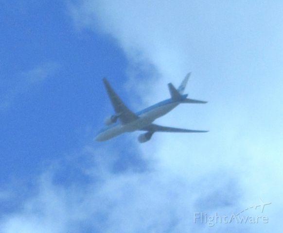 Boeing 777-200 (PH-BQO)