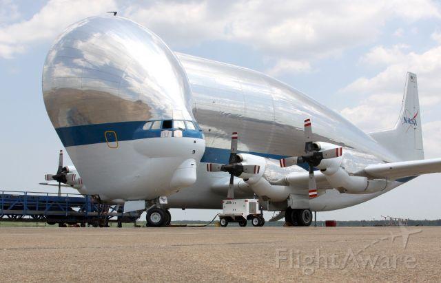 "Aero Spacelines Super Guppy (NASA941) - Airbus Industries 377SGT-F Super Guppy - N941NA ""NASA 941"""