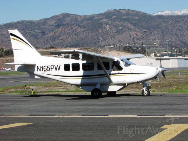 GIPPSLAND GA-8 Airvan (N165PW) - Taxiing at Brackett Field