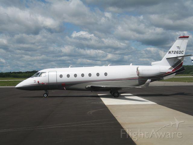 IAI Gulfstream G200 (N726DC)