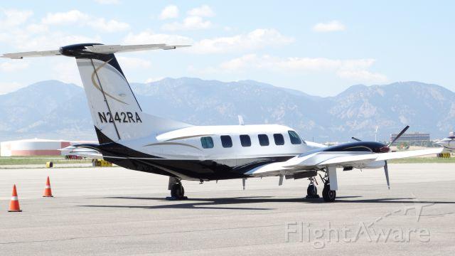 Piper Cheyenne 3 (N242RA)