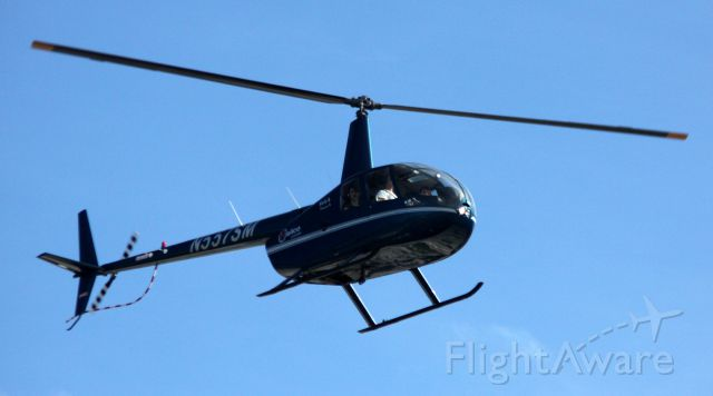 Robinson R-44 (N557SM) - Helicopter rides operating   09-27-2015