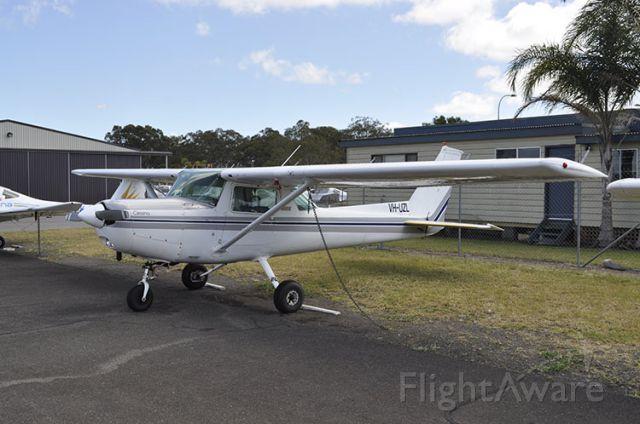 Cessna 152 (VH-UZL) - November 2013