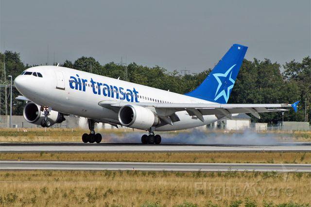 Airbus A310 (C-GFAT)