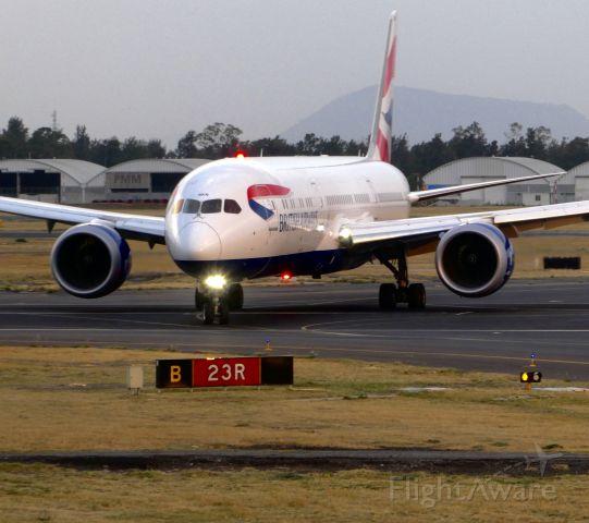 Boeing 787-9 Dreamliner (G-ZBKN)