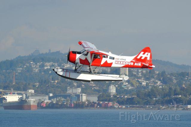 De Havilland Canada DHC-2 Mk1 Beaver (C-FFHA)