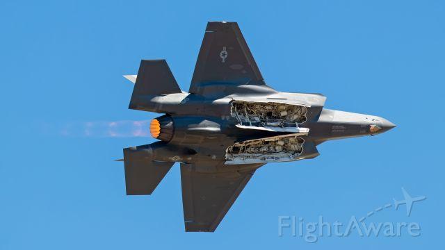 N5247 — - The F-35A Lighting II Demo Team