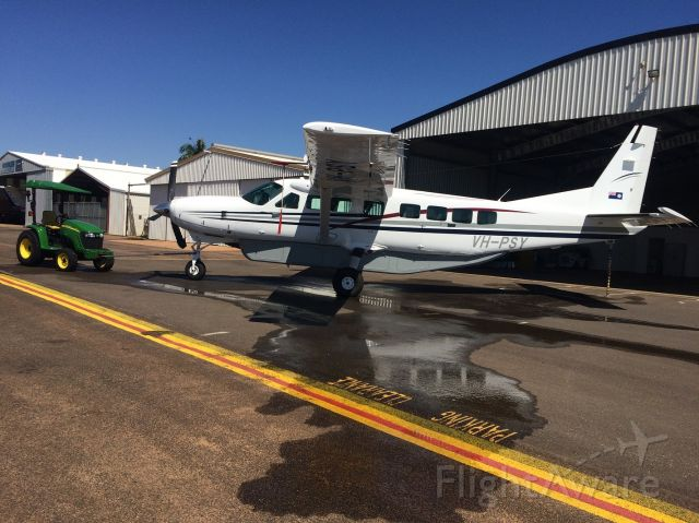Cessna Caravan (VH-PSY)