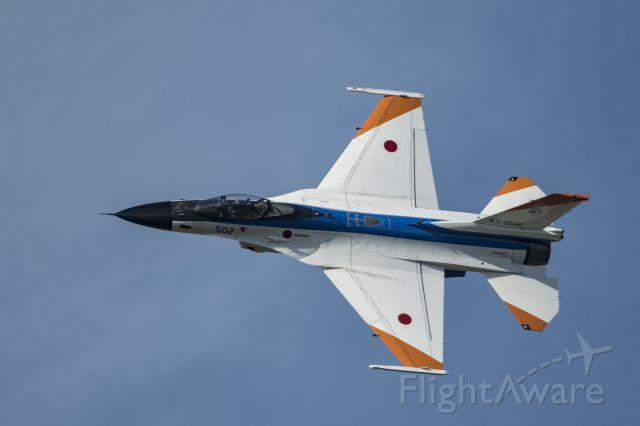 Mitsubishi F-2 (63-8502)