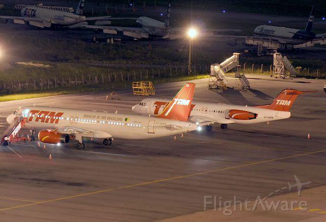 Airbus A320 (PT-MZN)