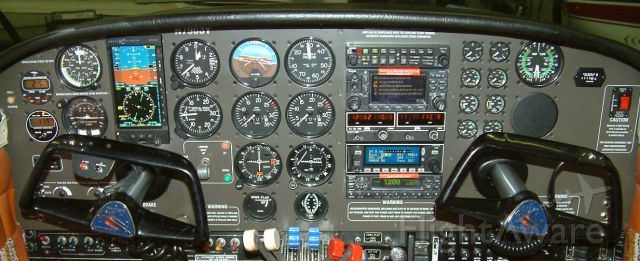 Piper PA-30 Twin Comanche (N7963Y) - Twin Comanche with some instrument upgrades.