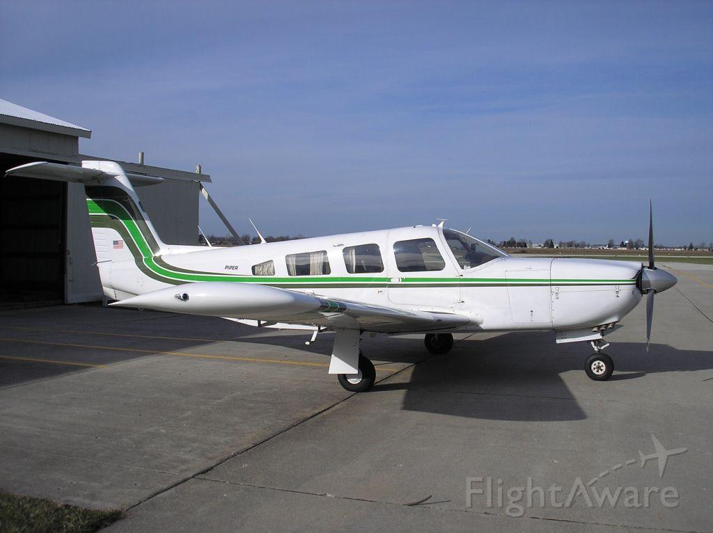 Piper Saratoga/Lance (N39551)