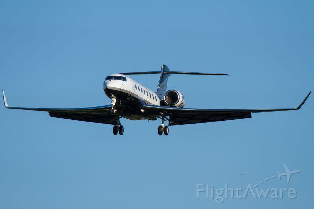 Gulfstream Aerospace Gulfstream G650 (N1KE)