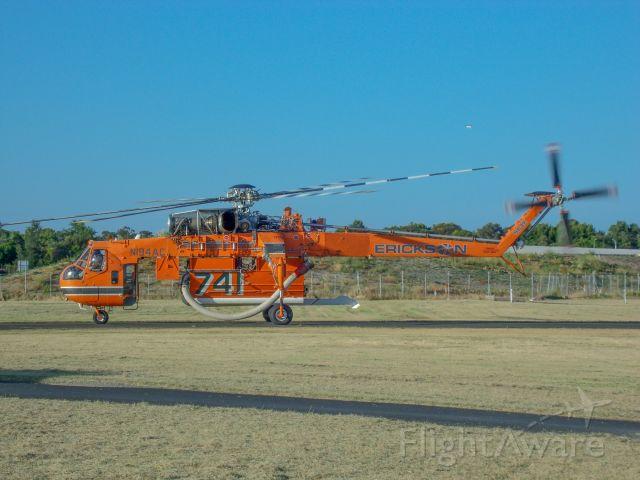 Sikorsky CH-54 Tarhe (N194AC) - S64