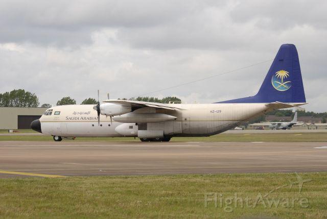 Lockheed C-130 Hercules (SHU129) - July 18, 2011 HZ-129 Lockheed L100-30 Hercules MSN 4957