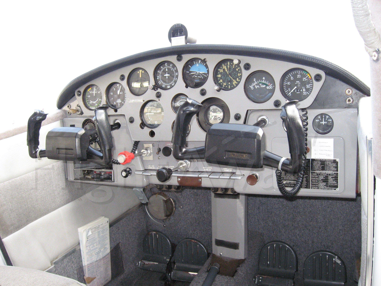 Cessna 170 (N2696D) - Parked at Fullerton