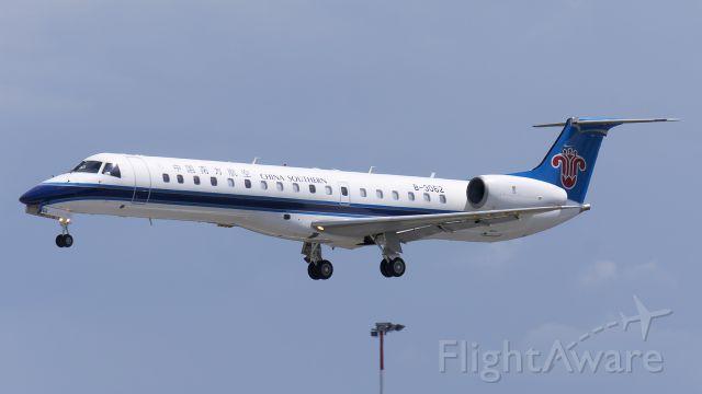 Embraer ERJ-145 (B-3062) - B-3062 China Southern Airlines Embraer ERJ-145LI