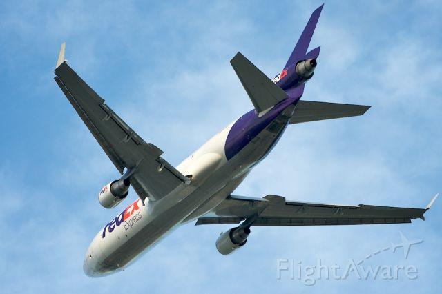 Boeing MD-11 (N522FE)