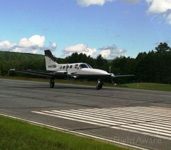 Cessna Chancellor (N447MB)
