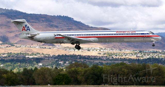 McDonnell Douglas MD-80 (N592AA) - Flashback to 2013 ~~