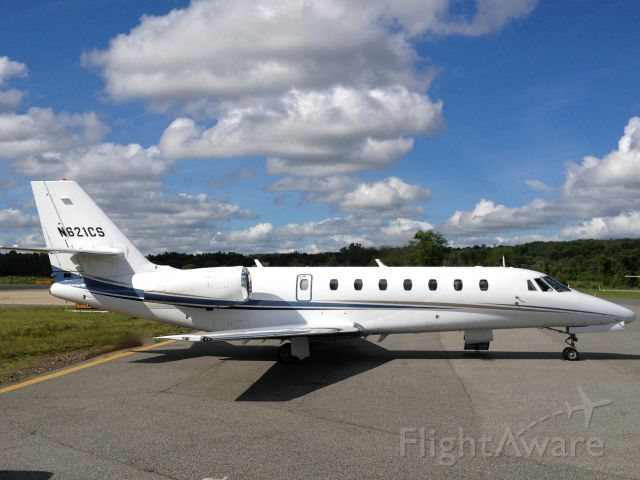 Cessna Citation Sovereign (N621CS)