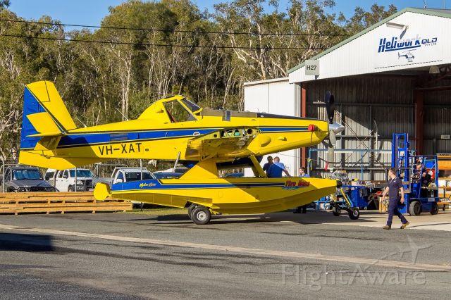 AIR TRACTOR Fire Boss (VH-XAT)