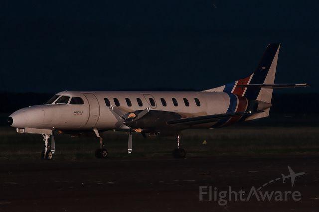 Fairchild Dornier SA-227DC Metro (VH-SSV)