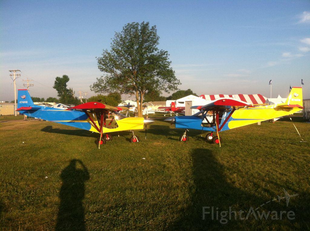 Piper Saratoga/Lance (N742SE) - Got two awards at Oshkosh