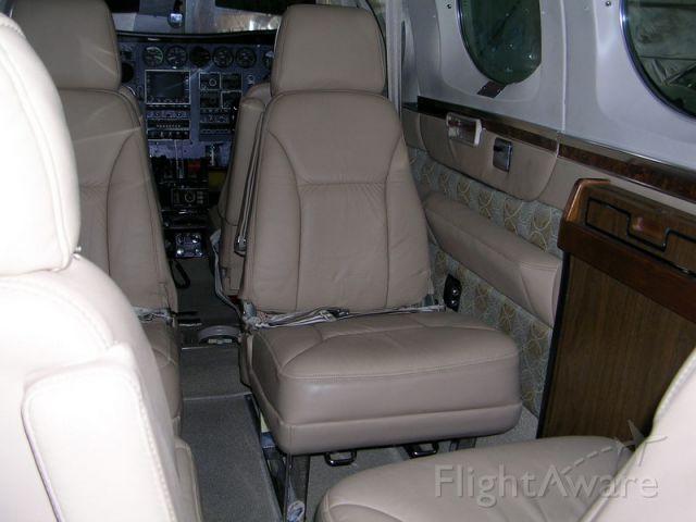 Cessna 340 (N800BG)