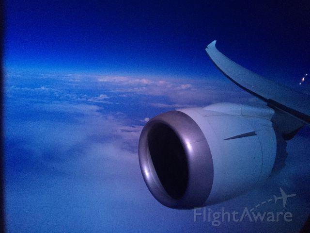 Boeing Dreamliner (Srs.8) — - I don