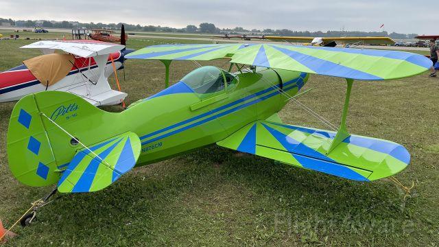N876CM — - EAA AirVenture 2021