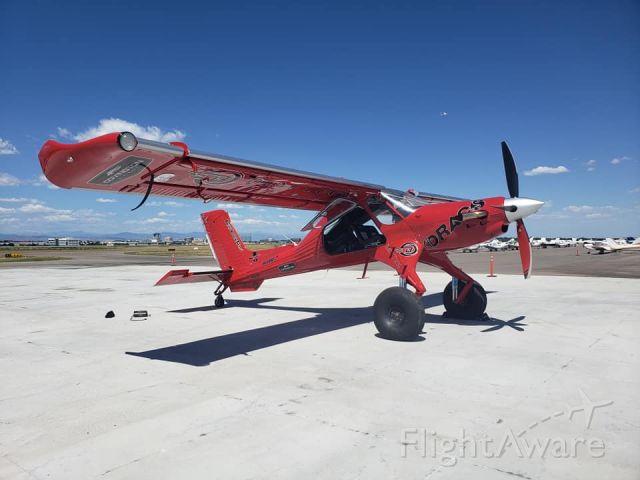 PZL-OKECIE Wilga 2000 (N123T) - DRACO at Centennial airport