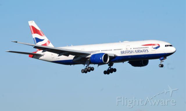 BOEING 777-300 (G-YMMI)