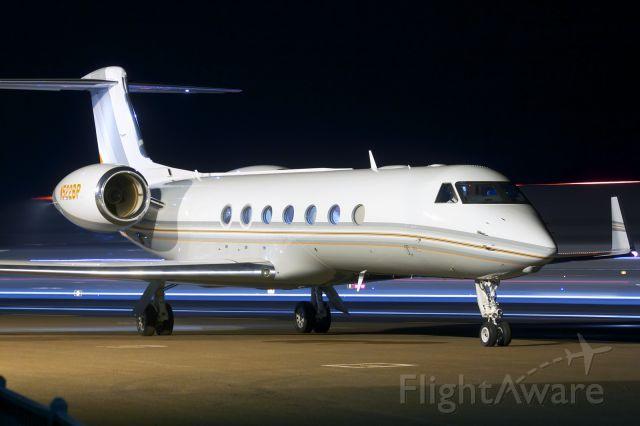 Gulfstream Aerospace Gulfstream V (N522BP)