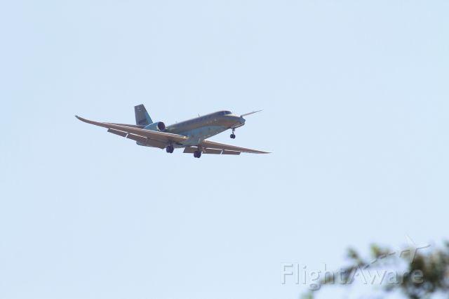 Cessna Citation Sovereign (N681GF)
