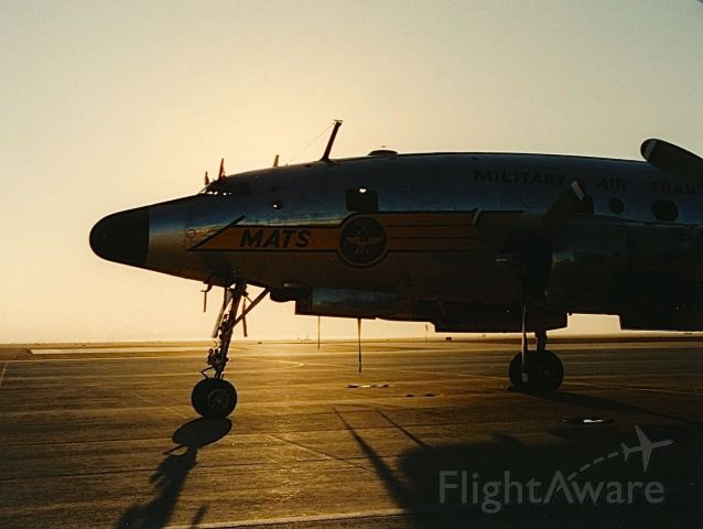 N494TW — - Evening shot of a Connie at a Copperstate Fly In and Air Show